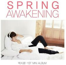 Si Park Hwan - Spring Awakening (1st Mini Album) [New CD] Asia - Import