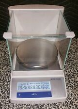 Mettler Toledo PB602-S d=.01g Max=610g w/Draft Shield & Carry Case Working Great