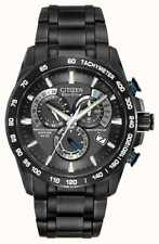 Citizen Men's Eco-drive Chronograph Watch With a Dial