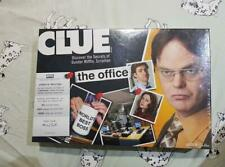 NEW Clue The Office Edition 2009 Factory Sealed Dunder Mifflin Board Game