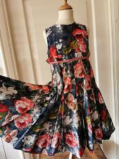 BEAUTIFUL Jottum dress kleid robe SALONNEKE size 140 / 10 years