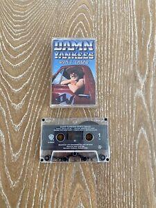 Damn Yankees Don't Tread Warner Bros Cassette Tape
