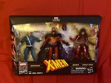 Marvel Legends Series Family Matters Magneto Quicksilver Scarlet Witch 3-Pack