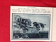 M2q ephemera ww1 picture 1916 French wireless transmitting van western front