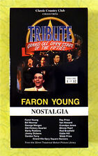Faron Young - Grand Ole Opry Stars Vol. 1 ~ VHS Movie ~ Country Music Video