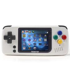 Pocket GO Konsole mit Vibration + 8GB SD (PS1 / GBA / SNES und Mehr) Bittboy