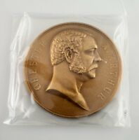 Chester A. Arthur Presidential Bronze Medal US Mint Department of the Treasury