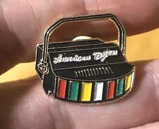 Lapel Pinchback Pin Club Lights American Dj Tm Retro Vintage