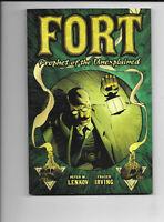 Fort Prophet of The Unexplained #1 2003 VF/NM Dark Horse Comics