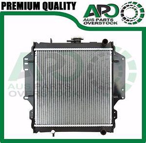 Premium Radiator SUZUKI SIERRA SPFTOP / HARDTOP SJ410/413 7/81-3/96 +Free Cap