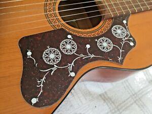 1x Acoustic guitar  scratchplate pickguard epiphone ej200ce cutaway