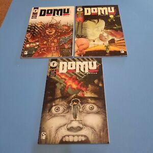 Domu A Child's Dream 1/2/3 by Katsuhiro Otomo, Manga, Dark Horse Comics, 1995