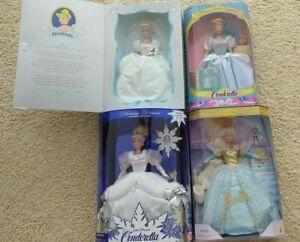 Barbie/Walt Disney Cinderella Lot - Wedding - Story - Fairy Tail - First Series