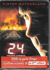 COFFRET 6 DVD ZONE 2--24 HEURES CHRONO--INTEGRALE SAISON 4--NEUF