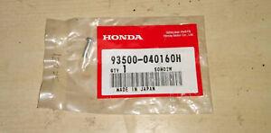 Honda Screw, Carburettor. 93500-040160H