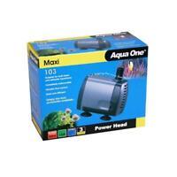 Aqua One Maxi 103 Powerhead Water Pump - 1200 L/H - Hydroponic + Submersible