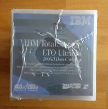 5 x IBM LTO2 Ultrium 2 400GB Tapes - NEW, Sealed