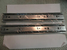 "Wurth 12"" Pro100-12Bm Full Extension Ball Bearing Drawer Slides"