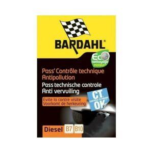 Pass' Contrôle technique Antipollution Diesel Bardahl 800ml