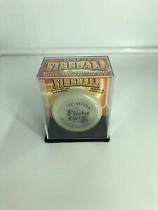 Brand New Yomega Fireball Glow in the dark Yo-yo VINTAGE - RARE!!!!