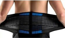Back support Brace, adjustable Neoprene, Double Pull Lumbar support,