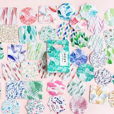 45Pcs/lot Green Glass Sticker Decoration DIY Diary Label Scrapbooking Stickers