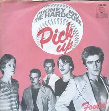 7inch PHONEY AND THE HARDCORE pickup HOLLAND EX +PS 1979