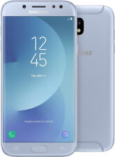 BRAND NEW SAMSUNG GALAXY J5 2017 SM-J530F 4G LTE Blue Silver UK STOCK
