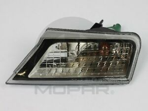 Parking Light Mopar 57010125AA fits 08-12 Jeep Liberty
