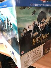 Ultimate Harry Potter Wizards Collection 31 blu ray/dvd