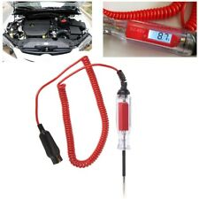 3V-48V Digital Electric Circuit LCD Tester Test Light Car Trailer RV Snowmobile