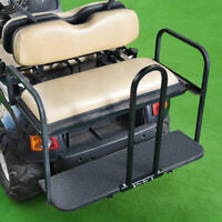 Golf Cart Rear Seat Safety Grab Bar Hand Rail Cart Club Car Universal