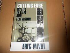 Cutting Edge My Life in Film and Television Eric Mival Hardback Book Prisoner