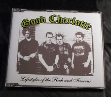 Good Charlotte - Lifestyles Of The Rich and Famous - CD Single - Australia