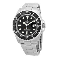 ROLEX 43mm Stainless Steel Ceramic Sea Dweller Red 126600 UNWORN Box Warranty