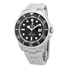 Rolex Sea-Dweller 43mm Oystersteel Case, Silver Oystersteel Bracelet, Men's Wrist Watch (126600)