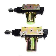 2Pcs Power Door Lock Actuator For Chevrolet Astro S10 K30 GMC C1500 Buick Regal
