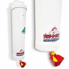 Dine a Chook 4 Litre Chicken Drinker - Feeder & Waterer Sets Available / Poultry