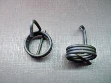 2 pcs Chevy Monte Carlo Camaro Vega headlight tension springs headlamp NOS