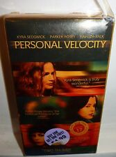 Personal Velocity (VHS, 2003) Parker Posey