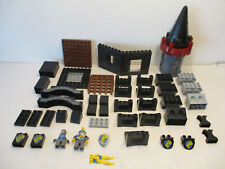 (RB6/9) Lego Duplo Knight Knight Castle Addittion Accessories 4672 4777 4785