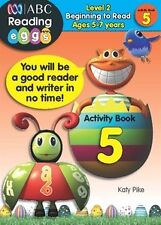ABC Reading Eggs - Activity Book 5 by Katy Pike