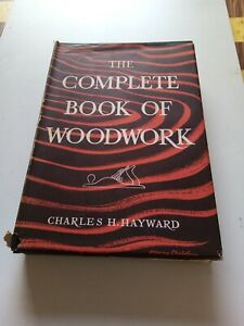 THE COMPLETE BOOK OF WOODWORK