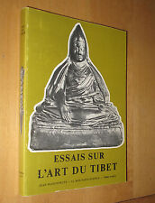 Macdonald / Imaeda Essais sur l'art du Tibet ed Maisonneuve 1977