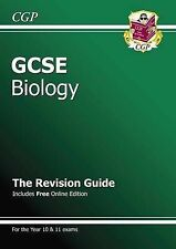 Biology Secondary School Textbooks & Study Guides