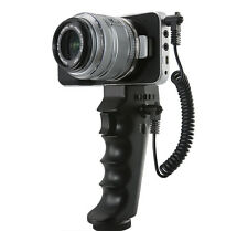 NEW Pistol Grip Handle Stabilizer for SONY DV Camcorder with A/V R or LANC Port