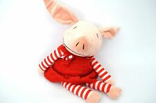 Olivia Stuffed Animal Plush ZOOBIES PIG ONLY no blanket Ian Falconer