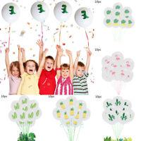 10 PCS Haute Qualité Latex Ballons Thème Fête D'anniversaire Décoration Nouveau