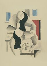 Two Women, 1921, FERNAND LEGER, Cubism, Modernism Art Poster
