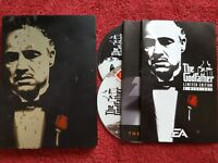 THE GODFATHER LIMITED EDITION 2 DISC SET STEEL BOOK SONY PS2 PAL